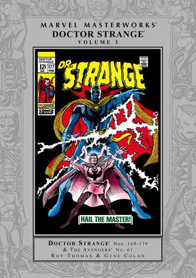 Cover for Marvel Masterworks: Doctor Strange (Marvel, 2003 series) #3 (75) [Limited Variant Edition]