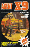 Cover for Agent X9 (Semic, 1971 series) #1/1986