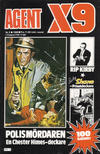 Cover for Agent X9 (Semic, 1971 series) #2/1986