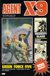 Cover for Agent X9 (Semic, 1971 series) #6/1986
