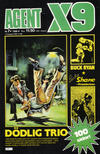 Cover for Agent X9 (Semic, 1971 series) #7/1986