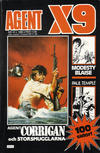Cover for Agent X9 (Semic, 1971 series) #12/1986