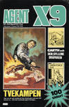 Cover for Agent X9 (Semic, 1971 series) #15/1986