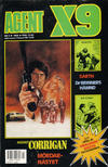 Cover for Agent X9 (Semic, 1971 series) #3/1989