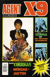 Cover for Agent X9 (Semic, 1971 series) #10/1989