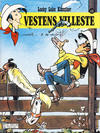 Cover for Lucky Luke (Hjemmet / Egmont, 1991 series) #68 - Vestens villeste [Reutsendelse bc 803 09]