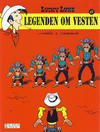 Cover for Lucky Luke (Hjemmet / Egmont, 1991 series) #69 - Legenden om vesten