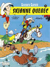 Cover for Lucky Luke (Hjemmet / Egmont, 1991 series) #70 - Skjønne Quebec