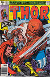 Cover for Thor (Marvel, 1966 series) #285 [Newsstand Edition]