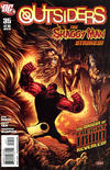 Cover for The Outsiders (DC, 2009 series) #35
