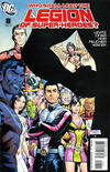 Cover for Legion of Super-Heroes (DC, 2010 series) #8