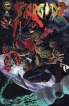 Cover for StarGods (Antarctic Press, 1998 series) #2