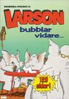Cover for Pandora-pocket (Atlantic Förlags AB; Pandora Press, 1989 series) #11