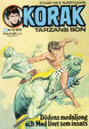 Cover for Korak (Williams Förlags AB, 1966 series) #12/1975