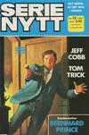 Cover for Serie-nytt [delas?] (Semic, 1970 series) #13/1977