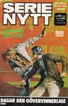 Cover for Serie-nytt [delas?] (Semic, 1970 series) #24/1976