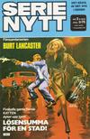 Cover for Serie-nytt [delas?] (Semic, 1970 series) #2/1979