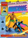 Cover for De bästa serierna (Semic, 1986 series) #1986, Mandrake [1]