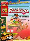 Cover for De bästa serierna (Semic, 1986 series) #1986, Rödöga