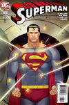 Cover for Superman (DC, 2006 series) #706 [Direct]
