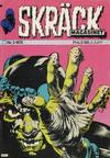 Cover for Skräckmagasinet (Williams Förlags AB, 1972 series) #3/1975