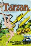 Cover for Tarzan (Atlantic Förlags AB, 1977 series) #2/1978