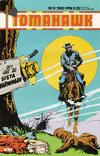 Cover for Tomahawk (Semic, 1982 series) #8/1982