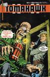 Cover for Tomahawk (Semic, 1982 series) #3/1984