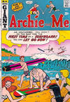 Cover for Archie and Me (Archie, 1964 series) #44