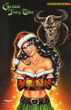 Cover for Grimm Fairy Tales Holiday Edition (Zenescope Entertainment, 2009 series) #2 [Cover A - Al Rio]