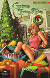 Cover for Grimm Fairy Tales Holiday Edition (Zenescope Entertainment, 2009 series) #2 [Cover B - Steven Cummings]