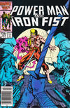 Cover for Power Man and Iron Fist (Marvel, 1981 series) #124 [newsstand]