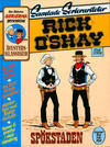 Cover for De bästa serierna (Semic, 1986 series) #1986, Rick O'Shay [1]