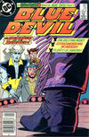 Cover for Blue Devil (DC, 1984 series) #20 [Canadian Newsstand]