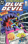 Cover Thumbnail for Blue Devil (1984 series) #21 [Canadian Newsstand]