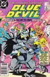 Cover Thumbnail for Blue Devil (1984 series) #30 [Canadian Newsstand]