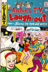 Cover for Archie's TV Laugh-Out (Archie, 1969 series) #12
