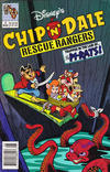 Cover for Chip 'n' Dale Rescue Rangers (Disney, 1990 series) #3 [Newsstand Edition]