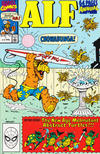 Cover for Alf Annual (Marvel, 1988 series) #3 [Direct Edition]