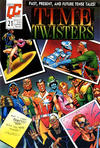 Cover for Time Twisters (Fleetway/Quality, 1987 series) #21