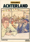 Cover for Achterland (Casterman, 1982 series)