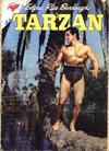 Cover for Tarzán (Editorial Novaro, 1951 series) #110