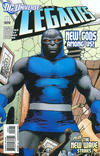 Cover for DCU: Legacies (DC, 2010 series) #8 [Regular Cover]