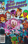 Cover for West Coast Avengers (Marvel, 1985 series) #2 [Canadian]