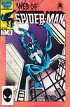 Cover for Web of Spider-Man (Marvel, 1985 series) #22 [Direct]