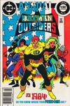 Cover Thumbnail for Batman and the Outsiders Annual (1984 series) #1 [Canadian Newsstand]
