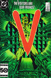 Cover for V (DC, 1985 series) #6 [Direct]