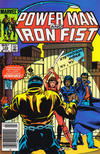 Cover Thumbnail for Power Man and Iron Fist (1981 series) #122 [Canadian newsstand edition]