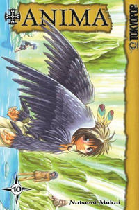 Cover Thumbnail for +Anima (Tokyopop, 2006 series) #10