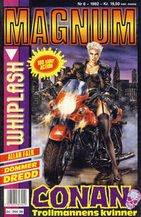 Cover Thumbnail for Magnum (Bladkompaniet / Schibsted, 1988 series) #6/1992